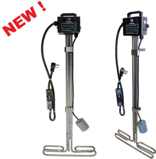Immersion Baptistry Heater
