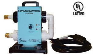 Portable Baptistry Heater