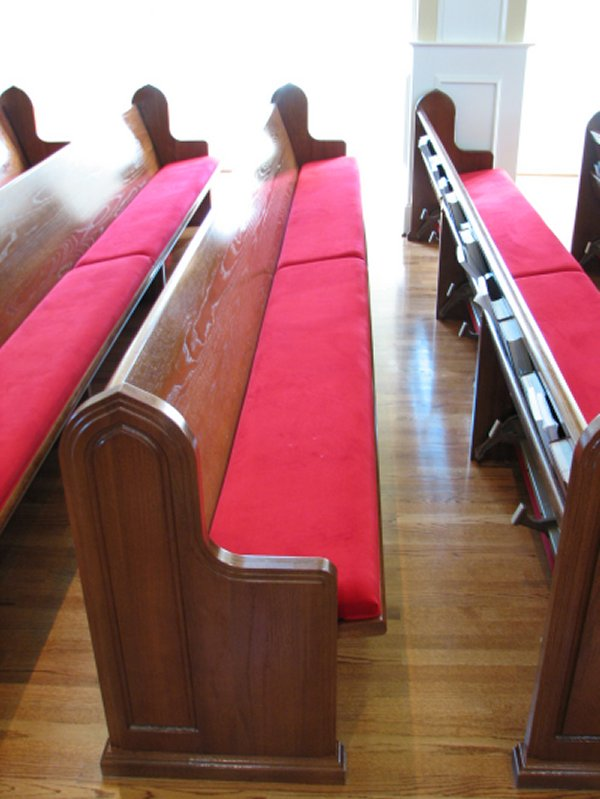 Church Pew Cushions Pew Cushions