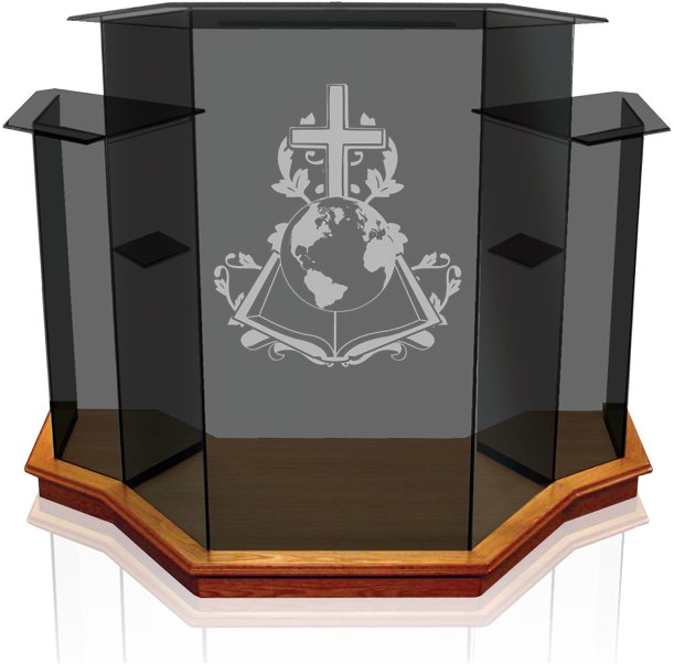 Prestige Glass Pulpits